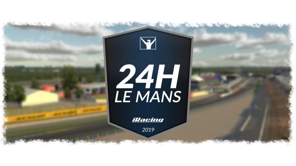 iRacing 24h of Le Mans
